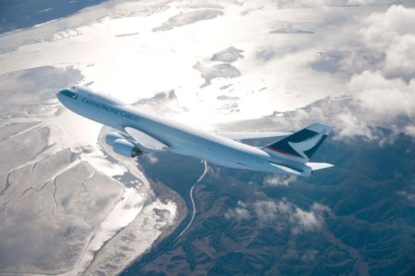 Crédito da foto: Cathay Pacific Airways