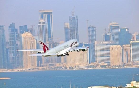 Crédito: Qatar Airways